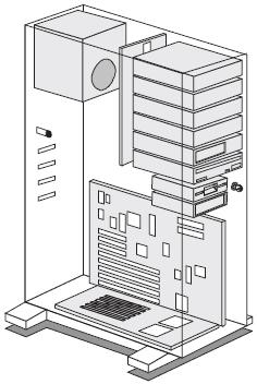 блок схема устройства пэвм