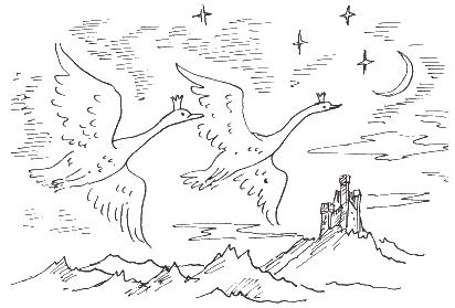 фея озера сказка