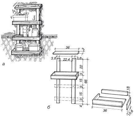 мебель чертежи