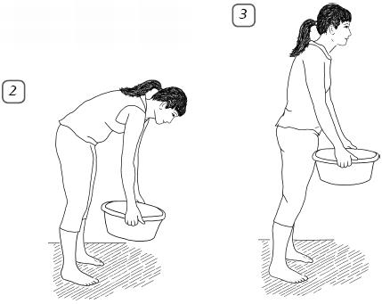 Почему беременным нельзя носить тяжести