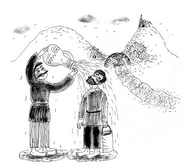 Сказка об аленьком цветочке читать
